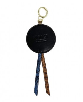 Patchwork Keychain