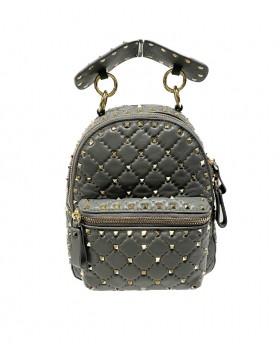 Zaino con borchie piccolo