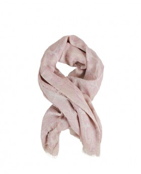 Foulard with Python pattern