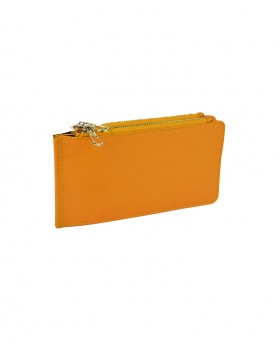 Saffiano Card holder with...