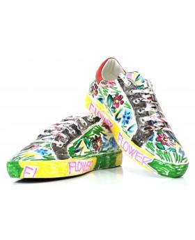 Sneaker Dipinta a Mano