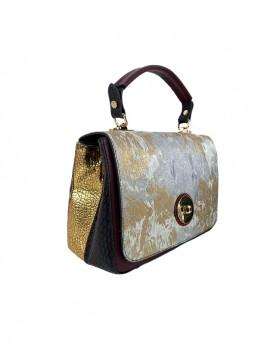 Elegant Calf hair Handbag