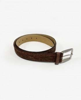 Cintura in pelle di...
