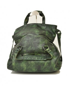 Backpack with shoulder strap