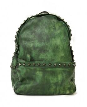 Zaino con borchie vintage