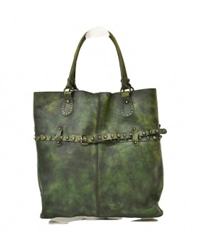 Vintage style shopping bag